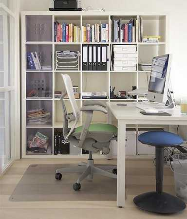 Tips para organizar y decorar tu oficina de trabajo en - Decorar despacho en casa ...
