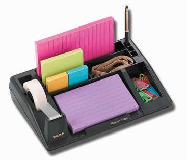 Novedades en organizadores de escritorio oficina femenina for Accesorios de oficina