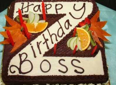 Cumpleaños del jefe