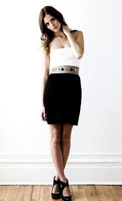 4559c25cee Corta o larga  La falda ideal para lucir en el trabajo