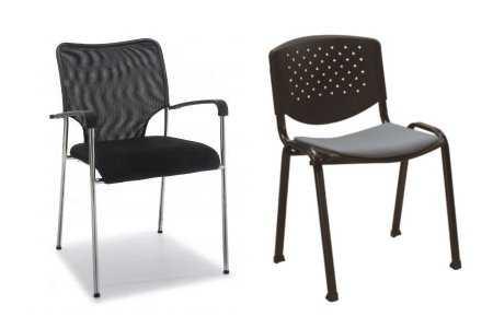 Consejos para escoger la silla de oficina perfecta for Sillas ejecutivas para oficina