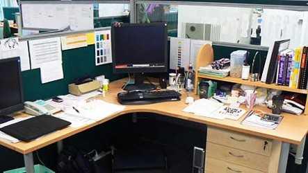Tips para tener una oficina acogedora oficina femenina for Empleo limpieza oficinas
