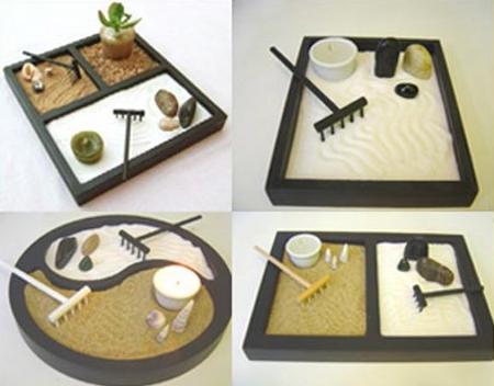Tu oficina es un caos aprende a organizarla al estilo for Figuras para jardin zen
