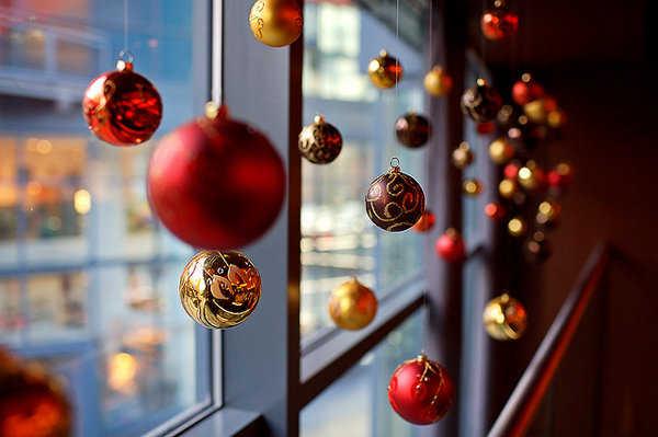 Decoracion De Ventanas Exteriores Para Navidad ~ Decoraci?n navide?a para oficinas 2012 ?Vive las fiestas de fin de