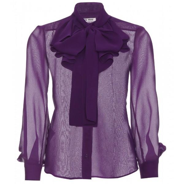... blusas de manga larga te acomodan mucho mejor para invierno, ¡usarlas