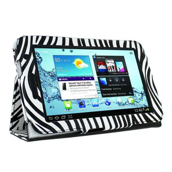 Funda para tablet de animal print ¡Fashion!
