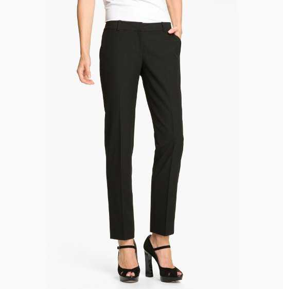 Pantalones de vestir: ¡7 modelos que no pueden faltar en tu ...